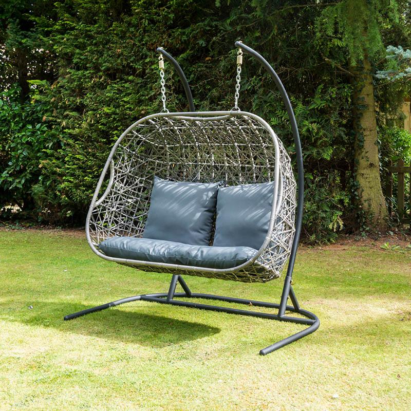 Seville Egg Chair Double
