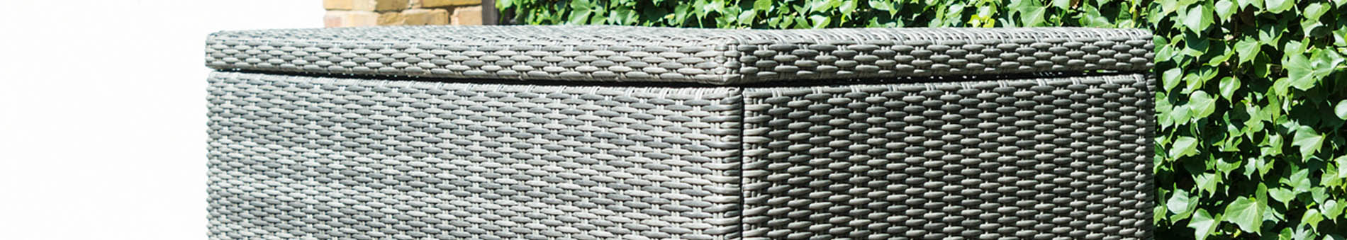 Seville Large Cushion Storage Box