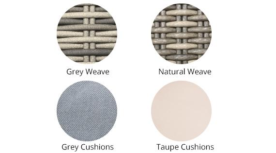 Weaves & Colours