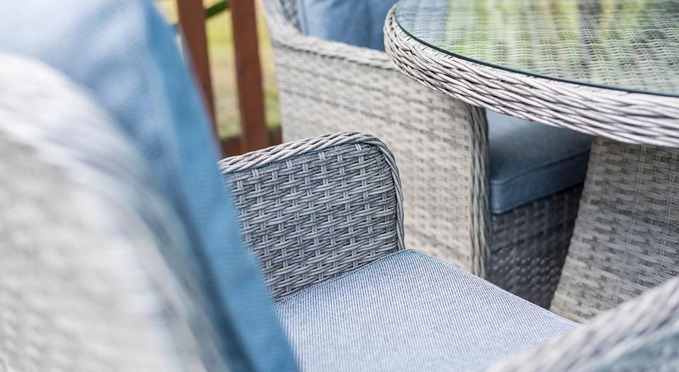 Milan 8 Chair dining set