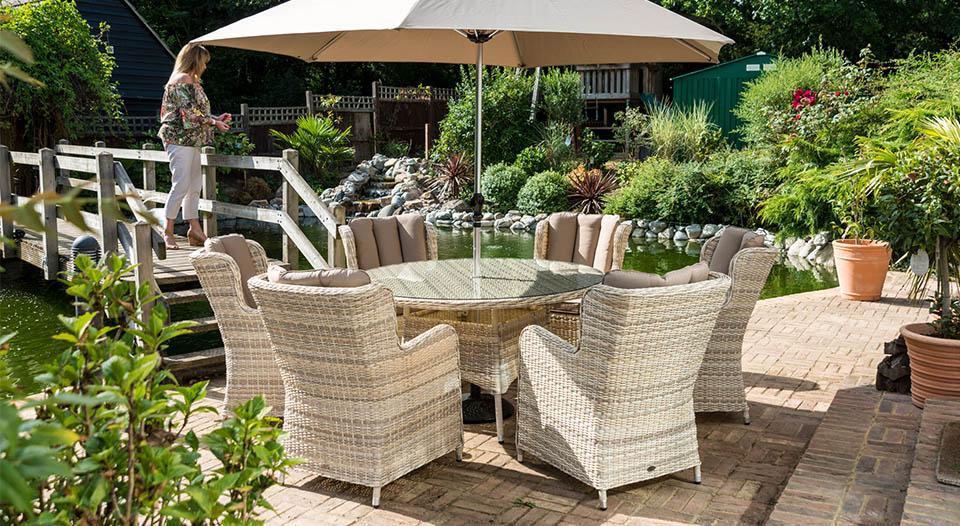 Melbourne 6 Chair Set