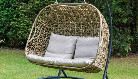 Seville Egg Chair Double