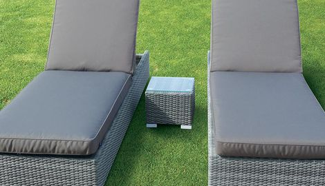 Sandringham Double sun lounger