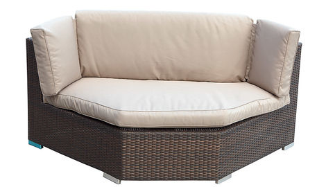 Sandringham Corner Unit with Cushion